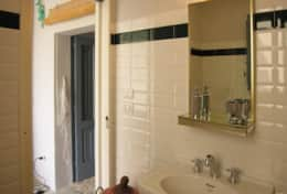 CHARM - bathroom of the double bedroom - Ortelle - Salento