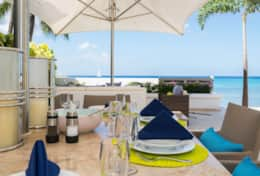Exclusive Private Villas,  Mirador (BC156) Outside Dining