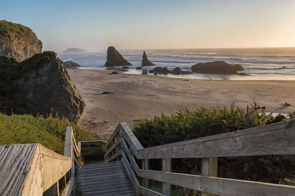 best beaches in oregon