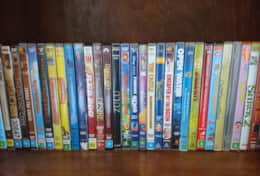 DVD Library