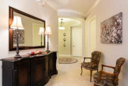 Exclusive Private Villas, 5 Bedroom Classy Vacation Home in Florida (E191) - Foyer-1