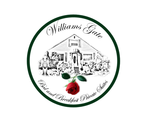 Write a Google Review for Williams Gate B&B