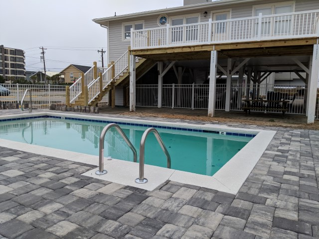 Hinton Haven- cherry grove beach house vacation rental
