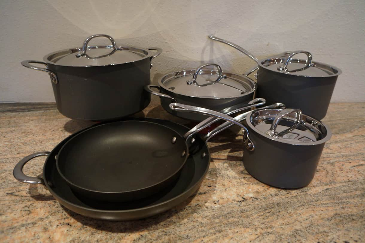 Williams-Sonoma pots & pans