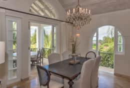 Exclusive Private Villas, Sugar Cane Ridge 4 (BC100) - Dining Table