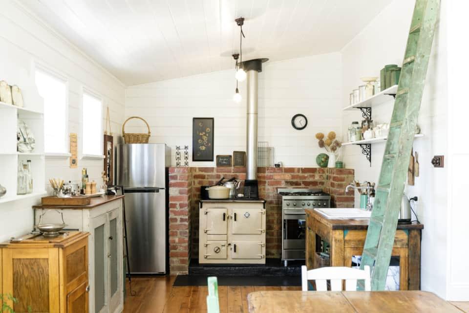 Joseph S Cottage Maldon Kitchen