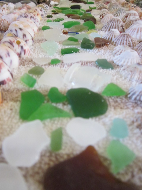 Sea Glass at Crossing Rocks