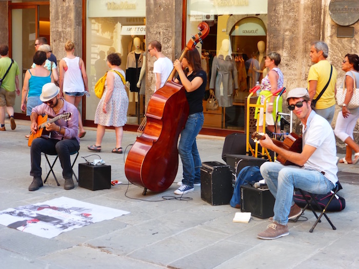 Umbria Jazz in Perugia