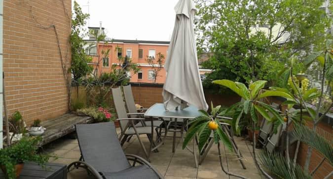 Appartamento con terrazzo a Milano! - Appartamento in Milan