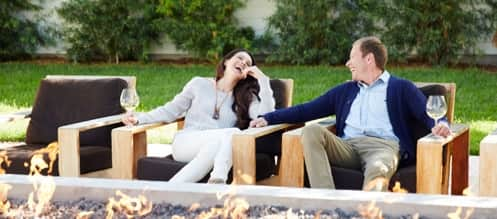 A Couple Enjoying a Romantic Getaway