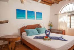 Villa Rio bedroom downstairs