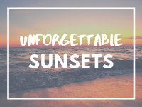 Unforgettable Sunsets