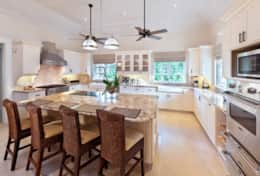 Exclusive Private Villas, Windward (BR110) - KITCHEN