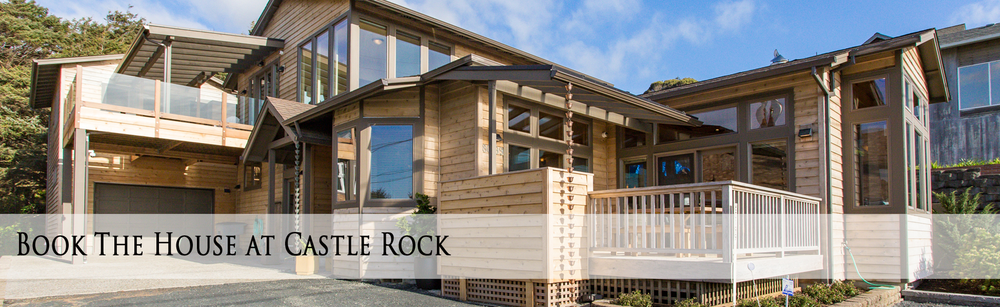 Book The House at Castle Rock