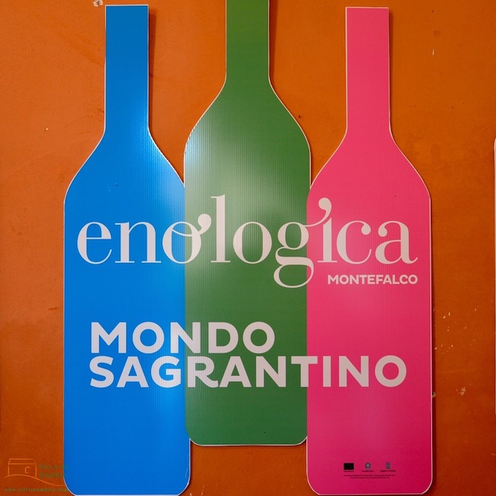 Enologica, wine event in Montefalco