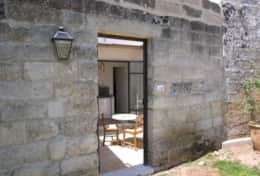 Calma Guest House - access fro the garden of the main house - Muro Leccese - Salento