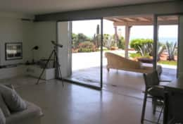 Summer House - indoor and outdoor sitting room, ground floor - Marina di S.Gregorio-Salento