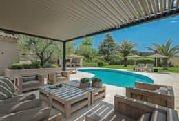 Luxury villa for long term rental in Mougins