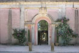 Casino Pisanelli - main entrance - Ruffano - Salento