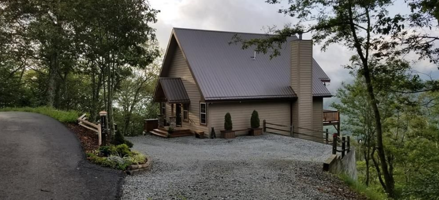 Mountain Home Vacation Rental - Deerwood Retreat - Today