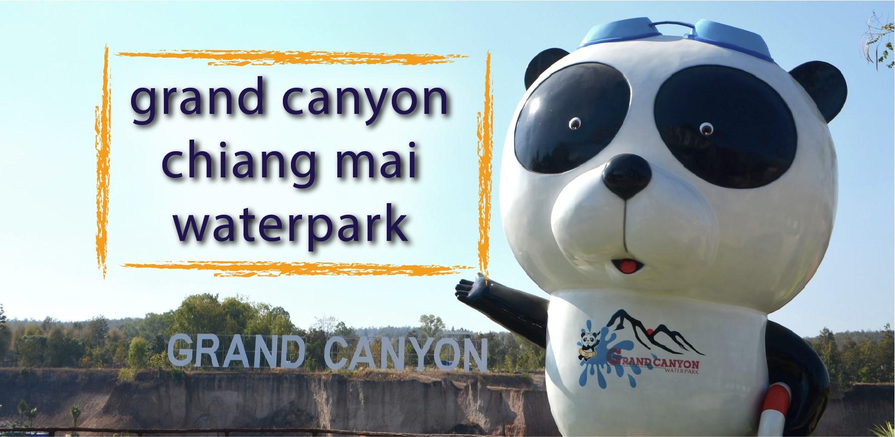 Chiang Mai Grand Canyon Water Park