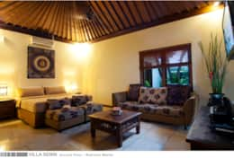 Villa Senin -  Ground floor - Bedroom  master