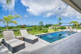 Exclusive Private Villas, Angel Heights (BC101) - Pool Deck