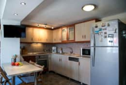 Villa Chara | Ground floor apartment | Kitchen