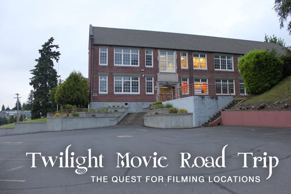 Twilight Movie Filming Locations