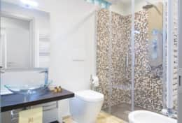 Main bathroom/Bagno padronale