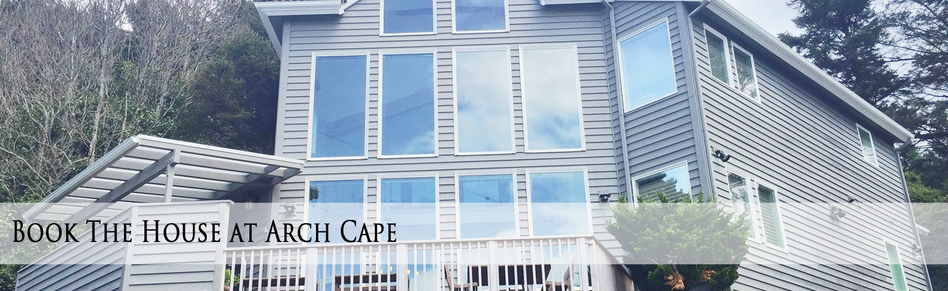Book The House at Arch Cape