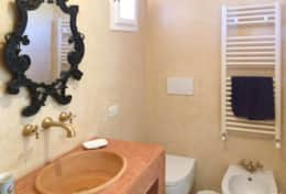 Essiccatoio - Studio - bathroom with shower - Gagliano del Capo - Salento