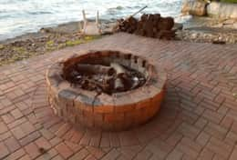 Writer's Haven Fire Pit