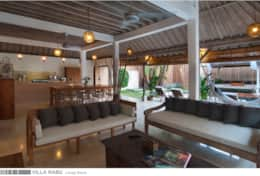 Villa Rabu - Living room 2