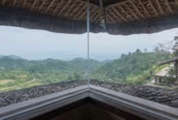 Narra Hill Kubo 2 Room View from the Window