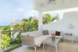 Exclusive Private Villas, Royal Villa 12 (BC131) - Porch sitting area