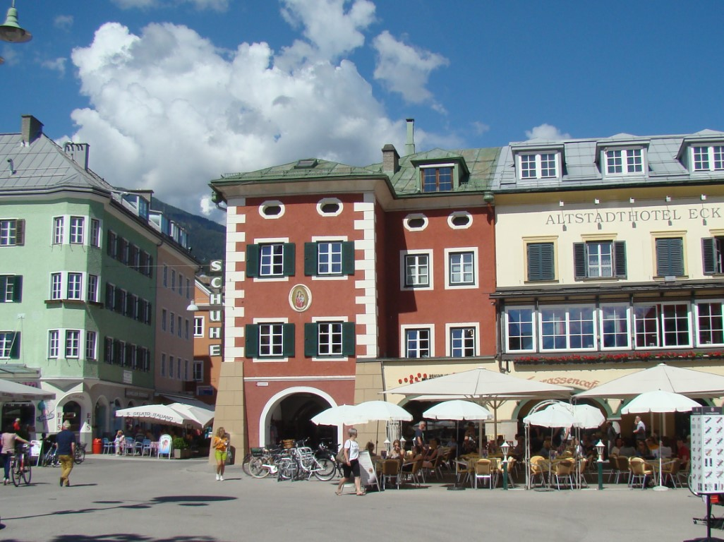 Cafes and bars in Lienz