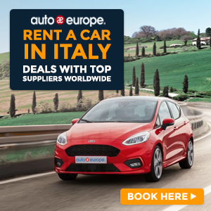 Rent a car in Italy
