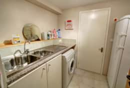 Utility room - for all you cleaning and washing needs