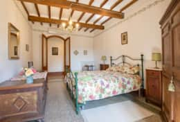 Antica Villa Cortona, bedroom second floor
