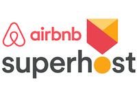 Superhost on Airbnb