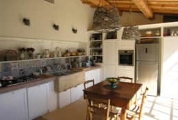 Cava - equipped kitchen - Barbarano - Salento