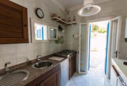 Villa sul mare - fully equipped kitchen - Castro - Salento