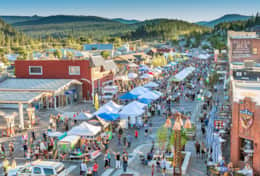 Summer Truckee Thursdays