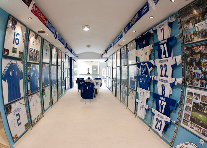 Museum of the Greek National Football Team