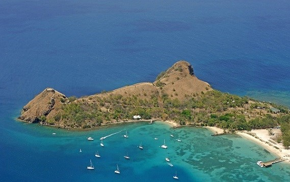 Pigeon Island National Park - Gros-Islet