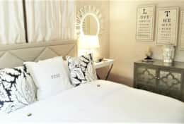 Get a Restful Nights Sleep in this Comfortable Suite