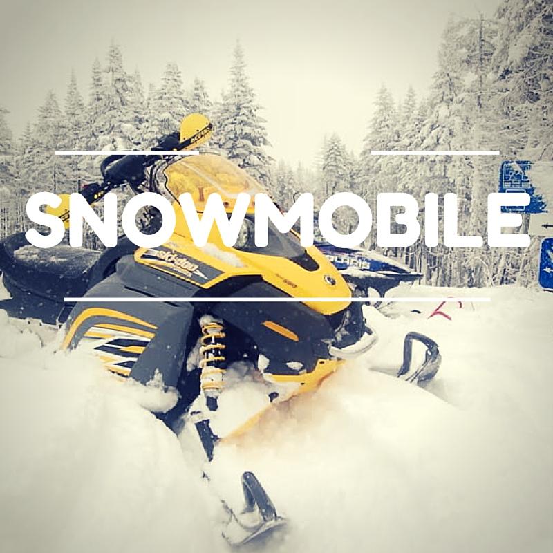 snowmobile quebec