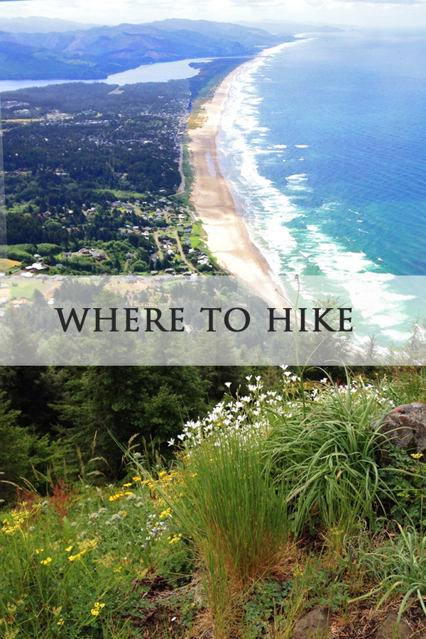 Where to hike in Cannon Beach