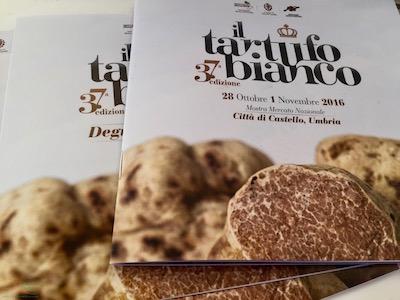 Tartufo Bianco event in Città di Castello